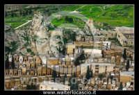 Caltanissetta. Foto aeree del cimitero ANGELI di Caltanissetta. Photo Walter Lo Cascio www.walterlocascio.it  - Caltanissetta (7661 clic)