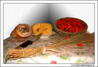 Agira, Peperoncini salame e formaggio.   - Agira (5003 clic)