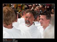 Mazzarino - Festa del SS. Crocifisso dell'Olmo. Signore dell'Olmo. Anno 2010. Foto Walter Lo Cascio.