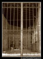 Assoro: Portico della Basilica di San Leone.  - Assoro (3429 clic)