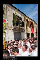 Mazzarino - Festa del SS. Crocifisso dell'Olmo. Signore dell'Olmo. Anno 2010. Foto Walter Lo Cascio. www.walterlocascio.it  - Mazzarino (3592 clic)