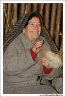 Agira. Natale 2005. Il presepe vivente ad Agira, organizzato dall'Associaizone AMICI DEL PRESEPE. La filanda #1  - Agira (1736 clic)