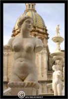 Palermo. Piazza Pretoria o Piazza della Vergogna.    PALERMO Walter Lo Cascio