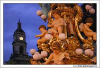 Catania. Festa di Sant'Agata, 2006. La Candelora in processione. 2  - Catania (2223 clic)
