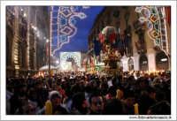 Catania. Festa di Sant'Agata, 2006. La folla in Via Etnea.  - Catania (1961 clic)