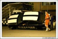 Caltanissetta, Giugno 2005. Spettacolo del Team BIZZARRO al Pian Del Lago. L'autista della BMW, su due ruote, esegue delle manovre spetatcolari.  - Caltanissetta (3609 clic)