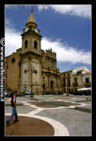 Regalbuto: Chiesa di San Basilio in Piazza Della Repubblica.   - Regalbuto (2590 clic)