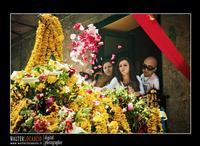 Mazzarino - Festa del SS. Crocifisso dell'Olmo. Signore dell'Olmo. Anno 2010. Foto Walter Lo Cascio. www.walterlocascio.it  - Mazzarino (3422 clic)