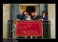 Mazzarino - Festa del SS. Crocifisso dell'Olmo. Signore dell'Olmo. Anno 2010. Foto Walter Lo Cascio. www.walterlocascio.it  - Mazzarino (3844 clic)