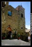 Troina: Chiesa di San Nicola a Scalforio: Angoli caratteristici del paese.  - Troina (3361 clic)