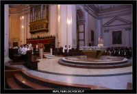 Caltanissetta. La funzione religiosa del Mercoledi' Santo in Cattedrale Santa Maria La Nova di Calanissetta. Real Maestranza di Caltanissetta.  - Caltanissetta (2904 clic)