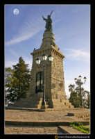 Caltanissetta: Monte San Giuliano. Statua del Santissimo Redentore. #2  - Caltanissetta (3001 clic)