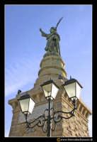 Caltanissetta: Monte San Giuliano. Statua del Santissimo Redentore. #3  - Caltanissetta (3003 clic)