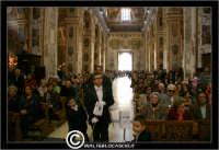 Caltanissetta. La funzione religiosa del Mercoledi' Santo in Cattedrale Santa Maria La Nova di Calanissetta. Real Maestranza di Caltanissetta.  - Caltanissetta (2740 clic)