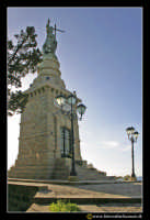 Caltanissetta: Monte San Giuliano. Statua del Santissimo Redentore. #5  - Caltanissetta (4862 clic)