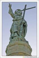 Caltanissetta: Monte San Giuliano. Statua del Santissimo Redentore. #8  - Caltanissetta (3839 clic)