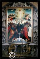 Palermo. Chiesa La Martorana. Interno, l'altare, particolare. PALERMO Walter Lo Cascio