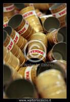 Caltanissetta: Reportages fotografico all'interno dell'industria Fratelli AVERNA SPA. Amaro Averna S