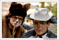 Agira. Carnevale di Agira. Edizione 2006 Carnevale Agirino. Il gatto e la volpe.  - Agira (8340 clic)