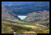 Troina: Panorama della campagna di Troina. Sullo sfondo la diga Ancipa.    - Troina (5003 clic)