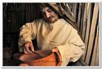 Agira. Agira, il presepe vivente di Agira. Edizione Natale 2008.- Foto Walter Lo Cascio www.walterlocascio.it  - Agira (3180 clic)