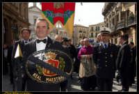 Caltanissetta: Settimana Santa a Caltanissetta 2009. Mercoledi Santo. Capitano della Real Maestranza. Foto Walter Lo Cascio www.walterlocascio.it  - Caltanissetta (3886 clic)