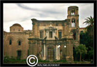 Palermo. Chiesa dela Martorana. PALERMO Walter Lo Cascio
