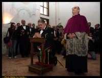 Caltanissetta: Settimana Santa a Caltanissetta 2009. Mercoledi Santo. Capitano della Real Maestranza. Foto Walter Lo Cascio www.walterlocascio.it  - Caltanissetta (4035 clic)
