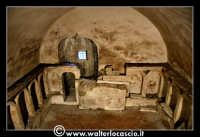 Troina: Chiesa del Santissimo Sacramento: Interno: Cripta cimiteriale nota con il Nome di Colatoi.   - Troina (6553 clic)