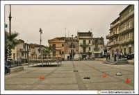 Sciara: La piazza difronte il Municipio.  - Sciara (6572 clic)