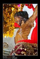 Mazzarino - Festa del SS. Crocifisso dell'Olmo. Signore dell'Olmo. Anno 2010. Foto Walter Lo Cascio. www.walterlocascio.it  - Mazzarino (4092 clic)