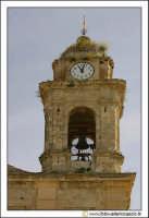 Delia: Particolare del Campanile della Chiesa Santa Maria di Loreto.  - Delia (4009 clic)