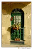 Santa Caterina Villarmosa: Un balcone tipico.  - Santa caterina villarmosa (2846 clic)