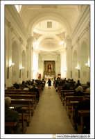 Delia: Interno della Chiesa Santa Maria di Loreto Costruita nel 1737 sulla preesistente Chiesa di San Nicola di Mira  (Sec. XIII). Navata Centrale.  - Delia (7455 clic)