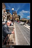 Mazzarino - Festa del SS. Crocifisso dell'Olmo. Signore dell'Olmo. Anno 2010. Foto Walter Lo Cascio. www.walterlocascio.it  - Mazzarino (4466 clic)