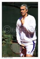 Caltanissetta: Tennis Club Villa Amedeo Caltanissetta. Torneo Internazionale di Tennis Citta' di Caltanissetta FUTURE Xa edizione - 08/16 Marzo 2008, Il tennista Davide Sanguinetti. Foto Walter Lo Cascio    - Caltanissetta (1362 clic)