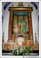 Santa Caterina Villarmosa: Chiesa Madre Immacolata concezione.Interno.  - Santa caterina villarmosa (3368 clic)