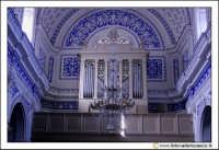 Santa Caterina Villarmosa: Chiesa Madre Immacolata concezione.Interno. Particolare dell'organo.  - Santa caterina villarmosa (3611 clic)