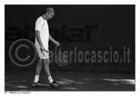 Caltanissetta: Tennis Club Villa Amedeo Caltanissetta. Torneo Internazionale di Tennis Citta' di Caltanissetta FUTURE Xa edizione - 08/16 Marzo 2008, Il tennista Davide Sanguinetti. Foto Walter Lo Cascio    - Caltanissetta (1612 clic)