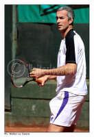 Caltanissetta: Tennis Club Villa Amedeo Caltanissetta. Torneo Internazionale di Tennis Citta' di Caltanissetta FUTURE Xa edizione - 08/16 Marzo 2008, Il tennista Davide Sanguinetti. Foto Walter Lo Cascio    - Caltanissetta (1402 clic)
