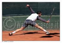 Caltanissetta: Tennis Club Villa Amedeo Caltanissetta. Torneo Internazionale di Tennis Citta' di Caltanissetta FUTURE Xa edizione - 08/16 Marzo 2008,  Foto Walter Lo Cascio    - Caltanissetta (1352 clic)