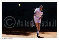Caltanissetta: Tennis Club Villa Amedeo Caltanissetta. Torneo Internazionale di Tennis Citta' di Caltanissetta FUTURE Xa edizione - 08/16 Marzo 2008, Il tennista Davide Sanguinetti. Foto Walter Lo Cascio    - Caltanissetta (1430 clic)