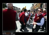 Mazzarino - Festa del SS. Crocifisso dell'Olmo. Signore dell'Olmo. Anno 2010. Foto Walter Lo Cascio. www.walterlocascio.it  - Mazzarino (4495 clic)