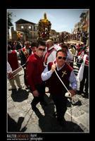 Mazzarino - Festa del SS. Crocifisso dell'Olmo. Signore dell'Olmo. Anno 2010. Foto Walter Lo Cascio. www.walterlocascio.it  - Mazzarino (5226 clic)