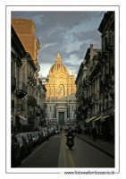 Catania: Il Duomo visto da Corso Garibaldi.  - Catania (2101 clic)