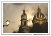 Catania: Cupola e campanile del Duomo. Techne  - Catania (2374 clic)