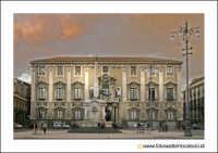 Catania: Piazza Duomo, Palazzo Municipale.  - Catania (2841 clic)