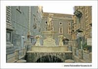 Catania: Fontana dell'Amemano in Piazza Duomo.  - Catania (2539 clic)