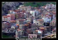 Troina. Vista del paese dall'alto. Il quartiere antico. Foto 89  - Troina (2674 clic)