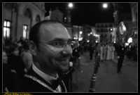 Caltanissetta: Settimana Santa a Caltanissetta 2009. Domenica delle Palme. Gesù Nazareno. Processione della Domenica delle Palme. Photo Walter Lo Cascio www.walterlocascio.it  - Caltanissetta (4678 clic)